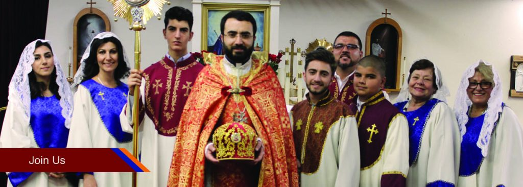 St  James – Armenian Apostolic Church of Sacramento